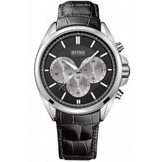 Horloge Hugo Boss Driver Chrono zwart