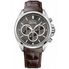 Horloge Hugo Boss Driver Chrono bruin