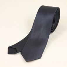 Skinny tie Midnight Blue