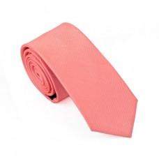 Skinny stropdas roze