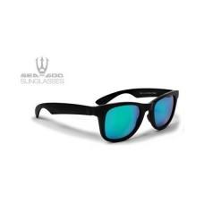 Zonnebril Sea-God Classic Sport met blauw-groene lens