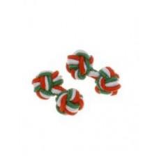 Bachelor knots manchetknopen - Italia