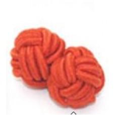 Bachelor knots manchetknopen - oranje