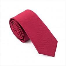 Skinny stropdas Rood
